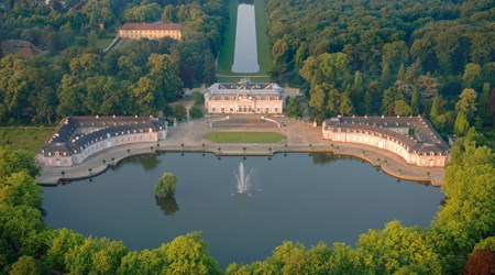 Palace and Park Benrath