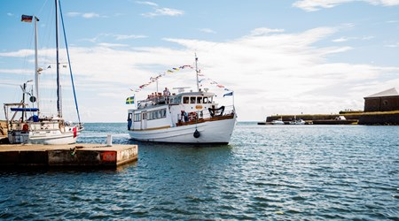 Karlskrona archipelago - 1,650 islands, islets and rocks!