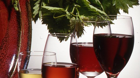 Wine in all its colours