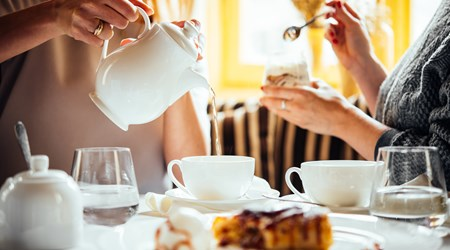 Harriets Café Tea Rooms