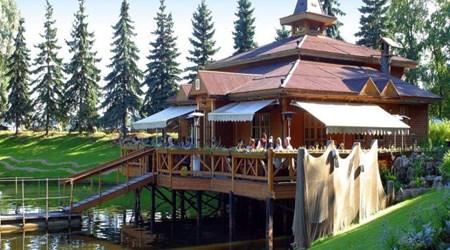 Russian Fishing Restaurant