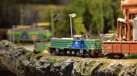 Modelljärnvägens hus - Model Railway Museum