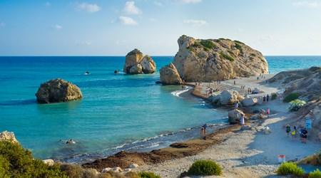 Aphrodite's Beach, Paphos