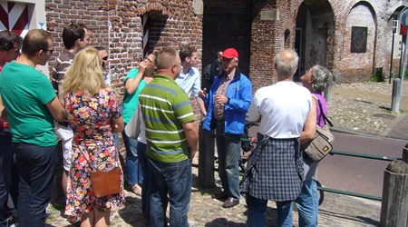Guided city tour with Gilde Amersfoort