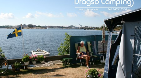 Dragsö campsite & cottages