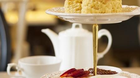 Afternoon Tea at The Emmeline's Lounge