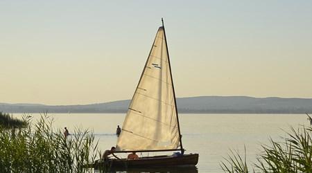 Sailing on The 'Hungarian Sea'