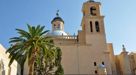 San Nicolás Church