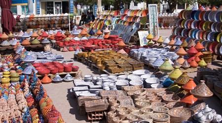 Houmt Souk Bazar