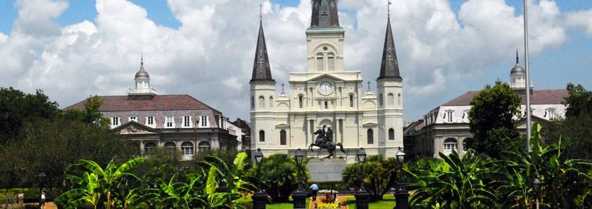 New Orleans castle