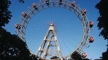 The Prater & Giant Ferris Wheel