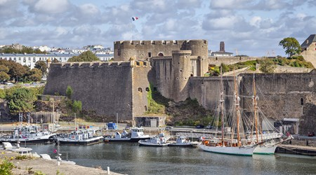 Castle of Brest