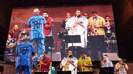Chicago Jazz Festival (August-September)