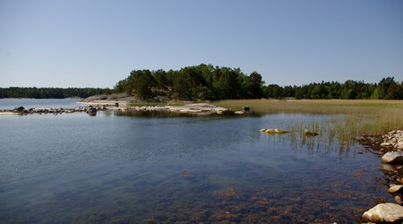 Eastern Lagnö nature reserve
