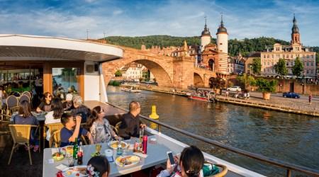 Weisse Flotte Heidelberg (White Fleet)