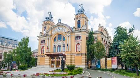 National Theater and Romanian Opera