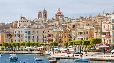 Valletta - The Capital of Malta