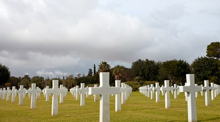 North Africa American Cemetery and Memorial