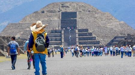 Teotihuacán Pyramid