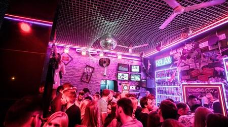 Lomonosov Club and Bar