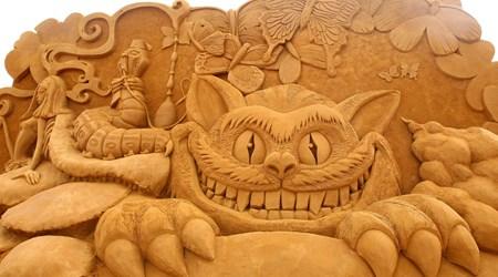May - September 2018: International Sand Sculpture Festival
