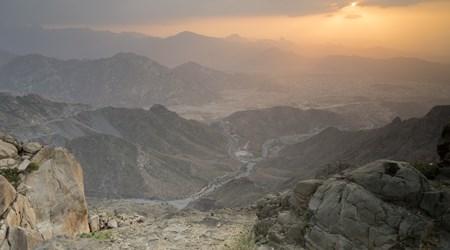 Shafa Mountains & Cable Car