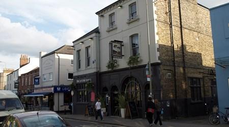 The Jericho Tavern