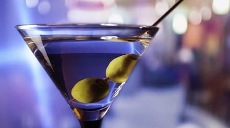 Martini Bar at Dolce & Gabbana