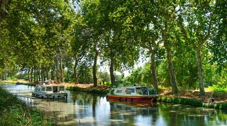 Canal du Midi Destination