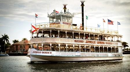 Jungle Queen Cruises