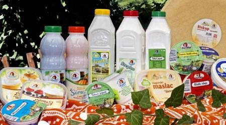 Mini dairy farm Veronika