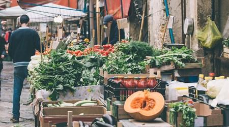 Ballarò Market