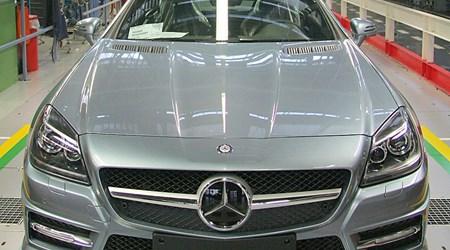Mercedes-Benz factory tour Bremen (english guided tour)