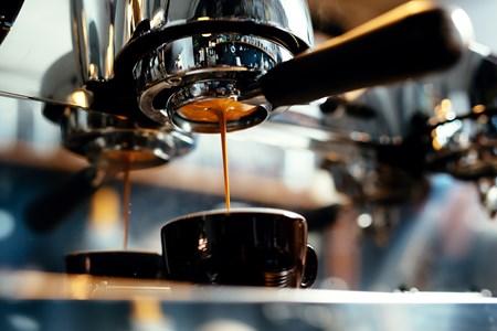 Solid Espresso Bar