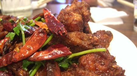 Quanshui Chicken Street