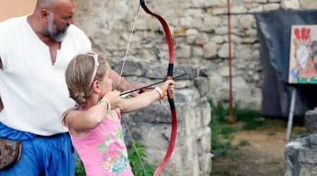 Children's Day at Eger Castle