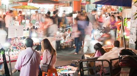 Guilin Night Market