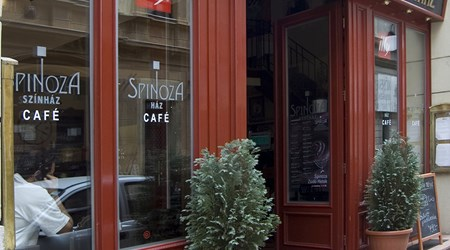 Spinoza Café and Restaurant