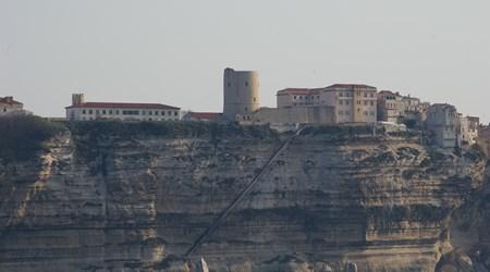 L'Escalier du roi d'Aragon