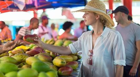 Victoria Market (Mahe Island)