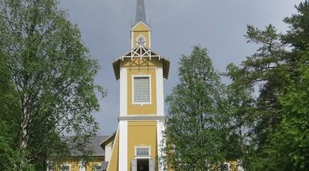 Pajala Church