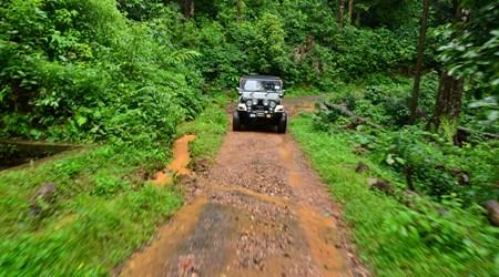Jeep Tour Benidorm