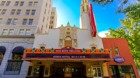 Bob Hope (Fox) Theatre