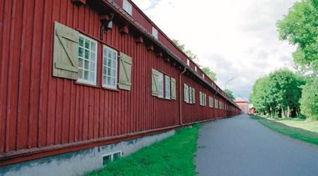 Gamla Varvet - The old shipyard