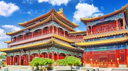 Yonghegong Lamasery (Lama Temple)