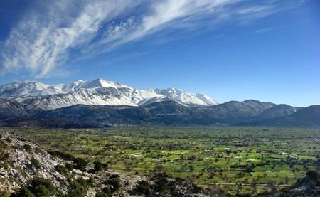 Plateau of Lassithi