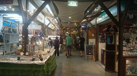 Night Market - The Esplanade