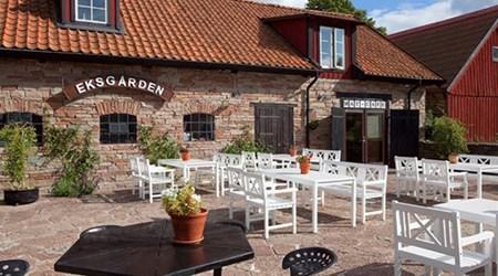 Eksgården - Restaurant