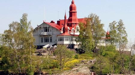 Summer Restaurant Saaristo