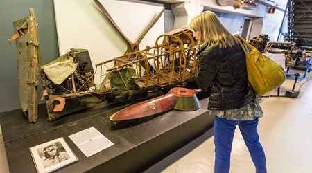 The Finnish Aviation Museum